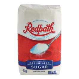Redpath Granulated White Sugar - 2kg