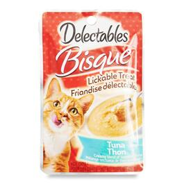 Delectables Bisque Tuna Lickable Cat Treats - 40g