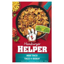 Betty Crocker Hamburger Helper Beef Taco - 210g