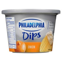 Philadelphia Onion Dip - 340g