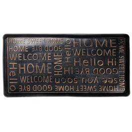 iH Casadecor Home Sweet Home Rubber Boot Tray - 32in.