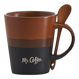 Mr. Coffee Mug Gift Set with Spoons - 4pc.