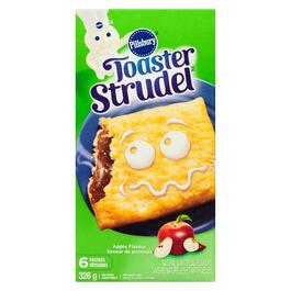 Pillsbury Apple Toaster Strudel 6pk. -326g