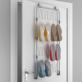 Metaltex Over The Door Shoe Storage Solution