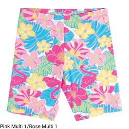BELLA & BIRDIE Girl's Printed Bike Shorts - 7-16 (S-XL)