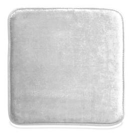 HomeStyles Light Grey Chair Pad - 15in.