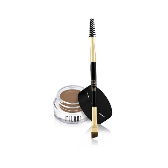 Milani Stay Put Brow Colour - Medium Brown