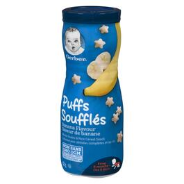 Gerber Banana Flavoured Puffs