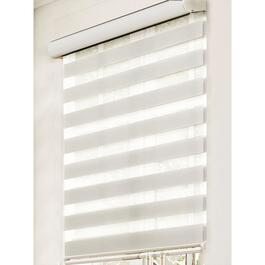 White Cordless Roller Blinds - 63in. (W)