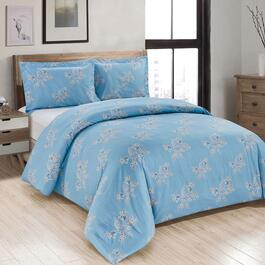Millano Dayside Printed Duvet Cover Set - 3pc.