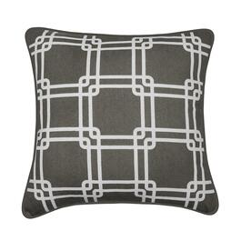 Millano Payson Grey Indoor/Outdoor Throw Pillow - 2pk.