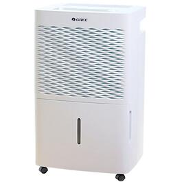 Gree 70 Pint Chalet Dehumidifier with Condensate Pump
