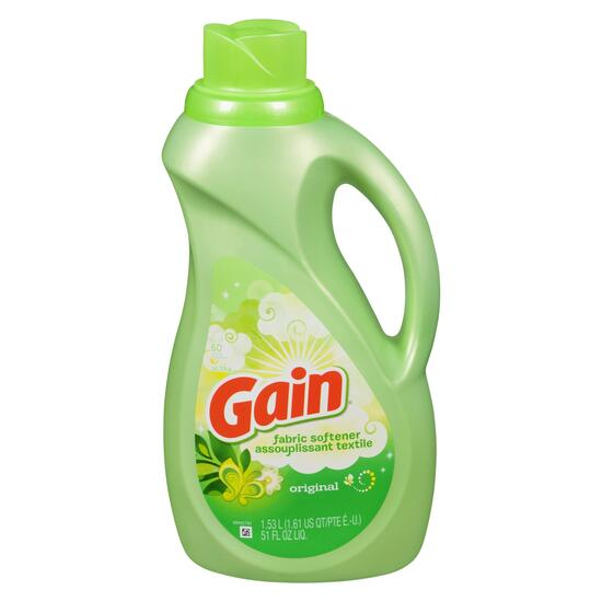 Gain Fabric Softener - 1.5L