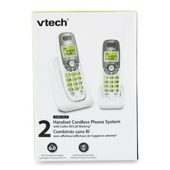 V-Tech Cordless Telephone - 2pk.
