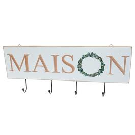 iH Casadecor Maison Sign with 4 Hooks