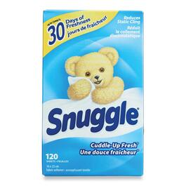 Snuggle Cuddle Up Dryer Sheets