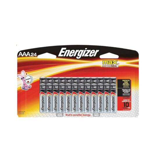 Energizer Max AAA Batteries - 24pk.