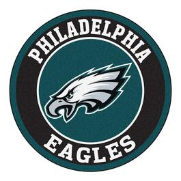 NFL Philadelphia Eagles Roundel Mat - 27in.