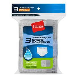Hanes Boy's Extra Large Briefs - 3pk.