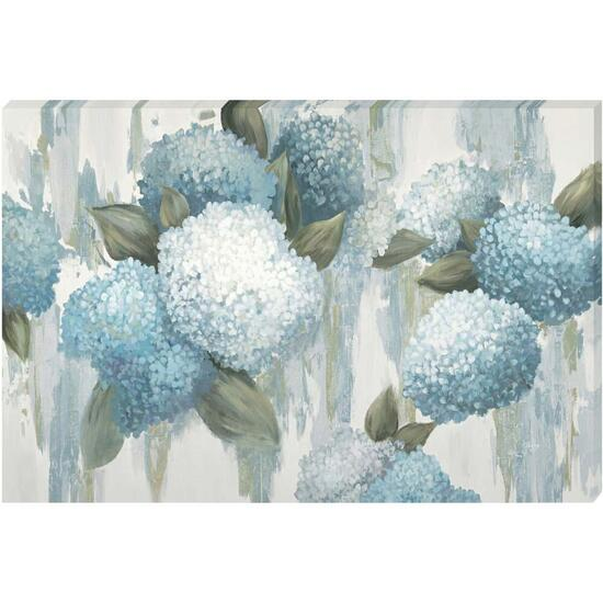 Hydrangea Canvas Art - 36in.