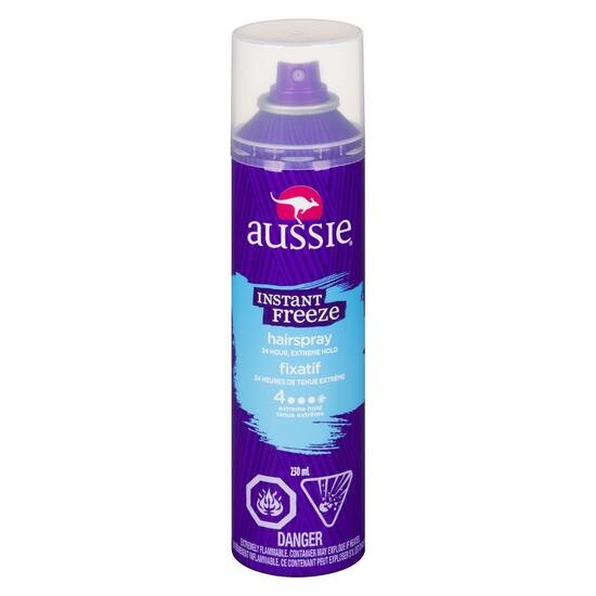 Aussie Instant Freeze Hairspray - 230ml