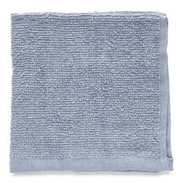 YellowTag Grey Wild Dove Facecloth - 13in.