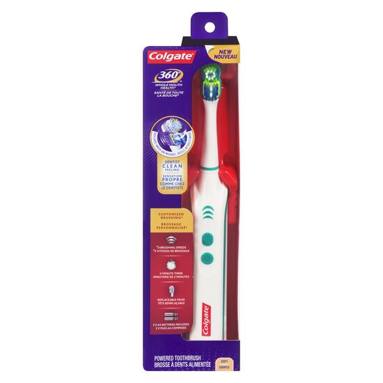 Colgate 360 Soft Electric Toothbrush