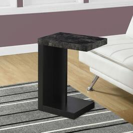 Monarch Specialties Inc. Accent Table Marble-Look Top
