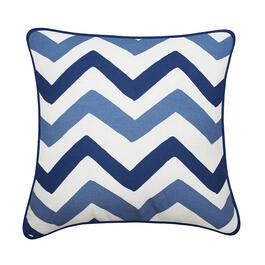 Millano Welton Blue Indoor/Outdoor Throw Pillow - 2pk.