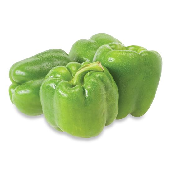 Green Peppers - 4pk.