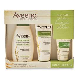 Aveeno Daily Care Gift Collection - 3pc.