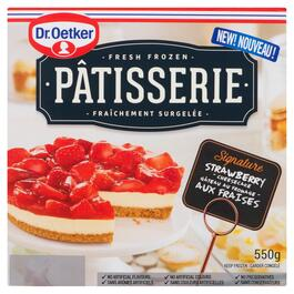 Dr. Oetker Strawberry Cheesecake - 550g