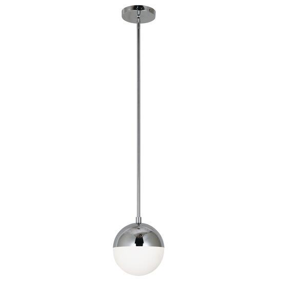 Dainolite Dayana Halogen One Light Pendant