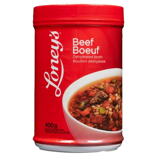 Loney's Beef Dehydrated Broth - 400g