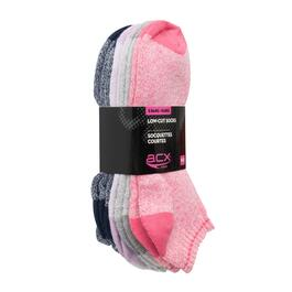 ACX Active Women's Marled Low-Cut Socks 5pk. - 9-11