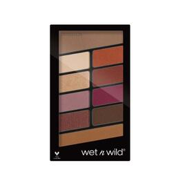 Wet n Wild Colour Icon Eyeshadow 10 Pan Palette - Rosé in the Air