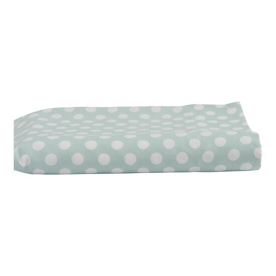 Twin Printed/Solid Microfibre Sheet Set - 3pc.