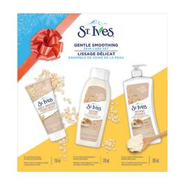 St. Ives Gift Set - 3pk.