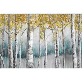 Birch Trees Canvas Art - 24in. x 36in.