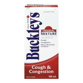 Buckley's Original Liquid Cough Syrup - 100ml