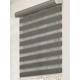 Grey Cordless Roller Blinds - 63in. (W)