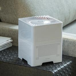 NuvoMed 3-in-1 Portable HEPA Filtered Ionic Air Purifier