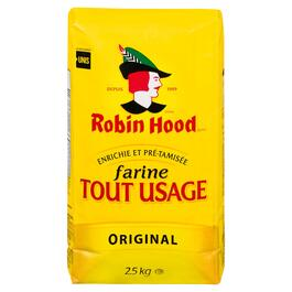 Robin Hood Flour All Purpose Original - 2.5kg