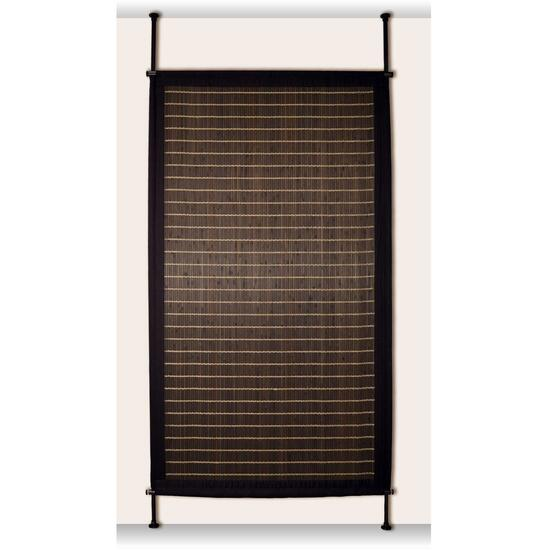 Versailles Walnut Bamboo Privacy Panel - 68in.