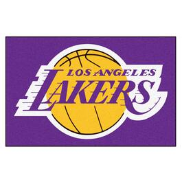 NBA Los Angeles Lakers Starter Mat - 30in.