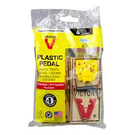 Victor® Easy Set® Mouse Trap - 4pk.