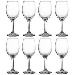 Pasabahçe Wine Glasses - 8pk.