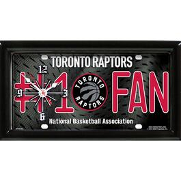 NBA Toronto Raptors Wall Clock