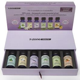 T-Zone Health Essential Oils 6pk. - 20mL