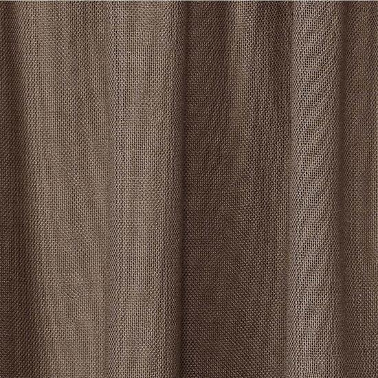 Exclusive Home Natural Burlap Curtains  - 96in.